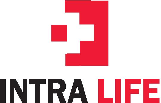 Intra life India logo